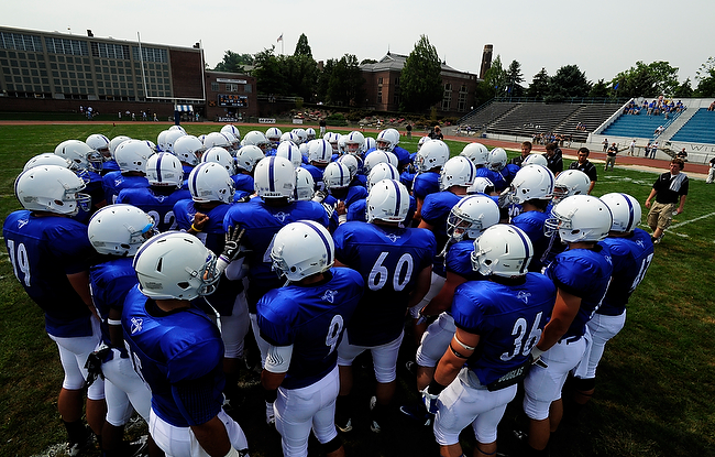 2013 F&M Football Preview