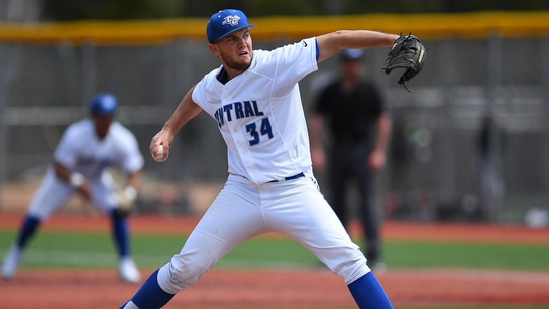 Baseball Wins Weekend Series with Sunday Victory Over Sacred Heart