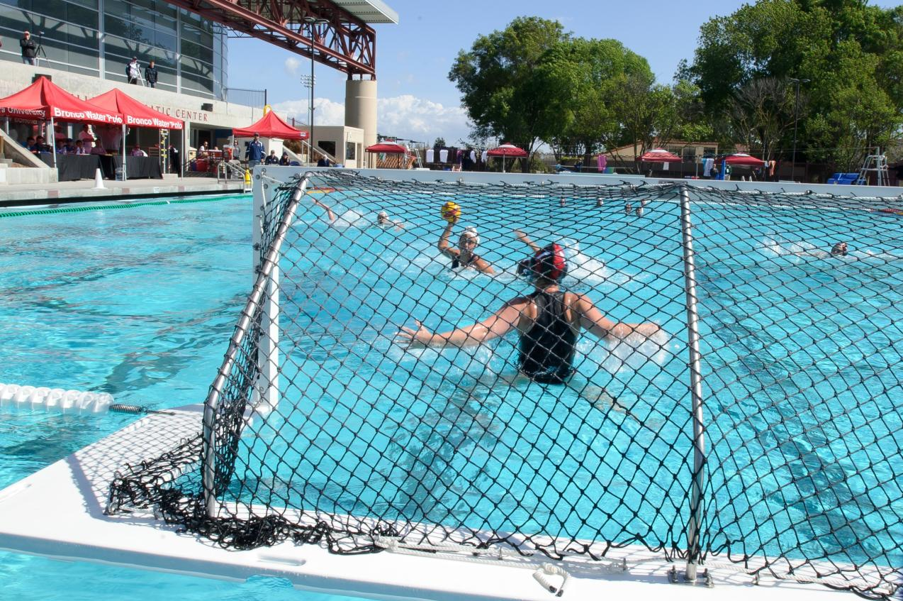 Bronco Water Polo Preps For WWPA Championships