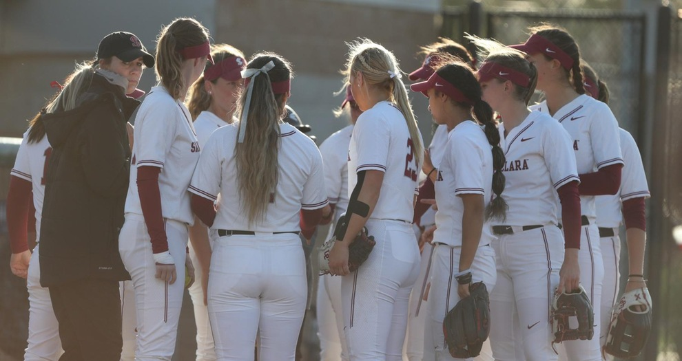 Softball Drops Midweek Contest to Stanford