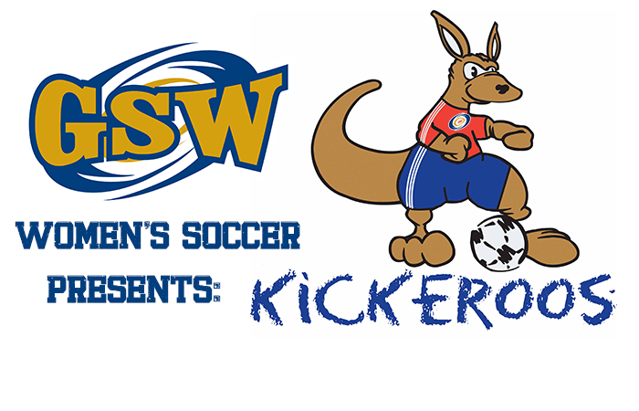 GSW Women's Soccer Presents Kickeroos Kids Soccer Program