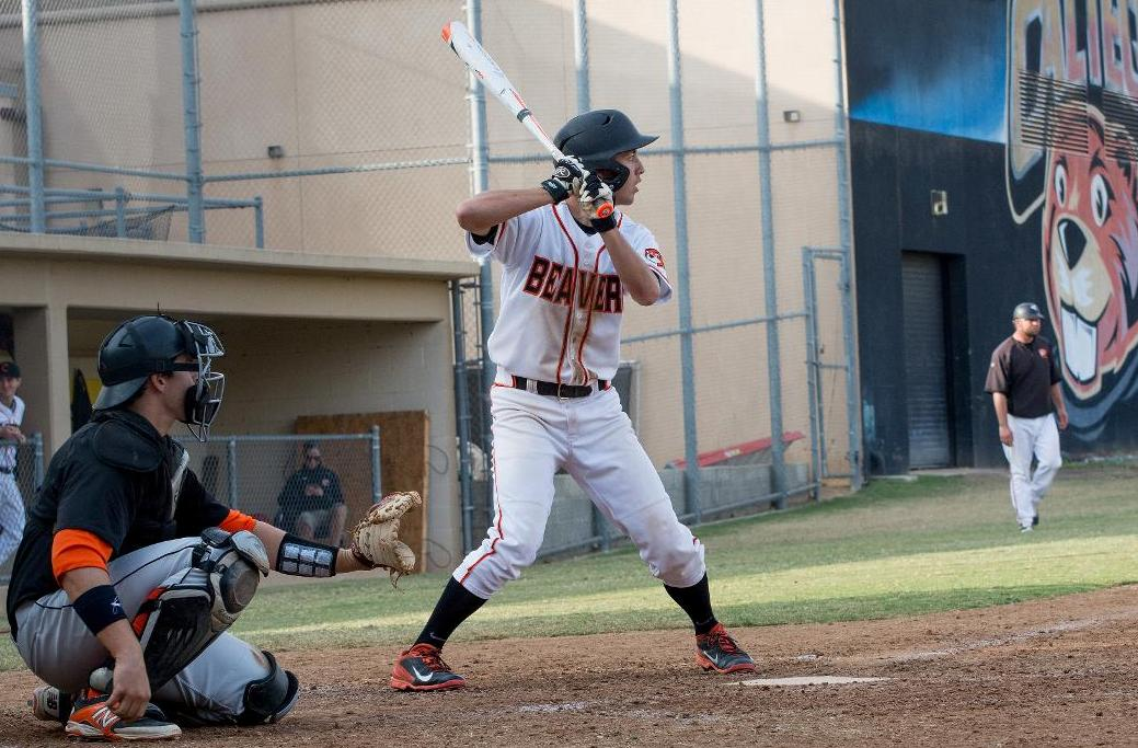 Casey, McCarren Record Pair of Hits Each Against Oxy