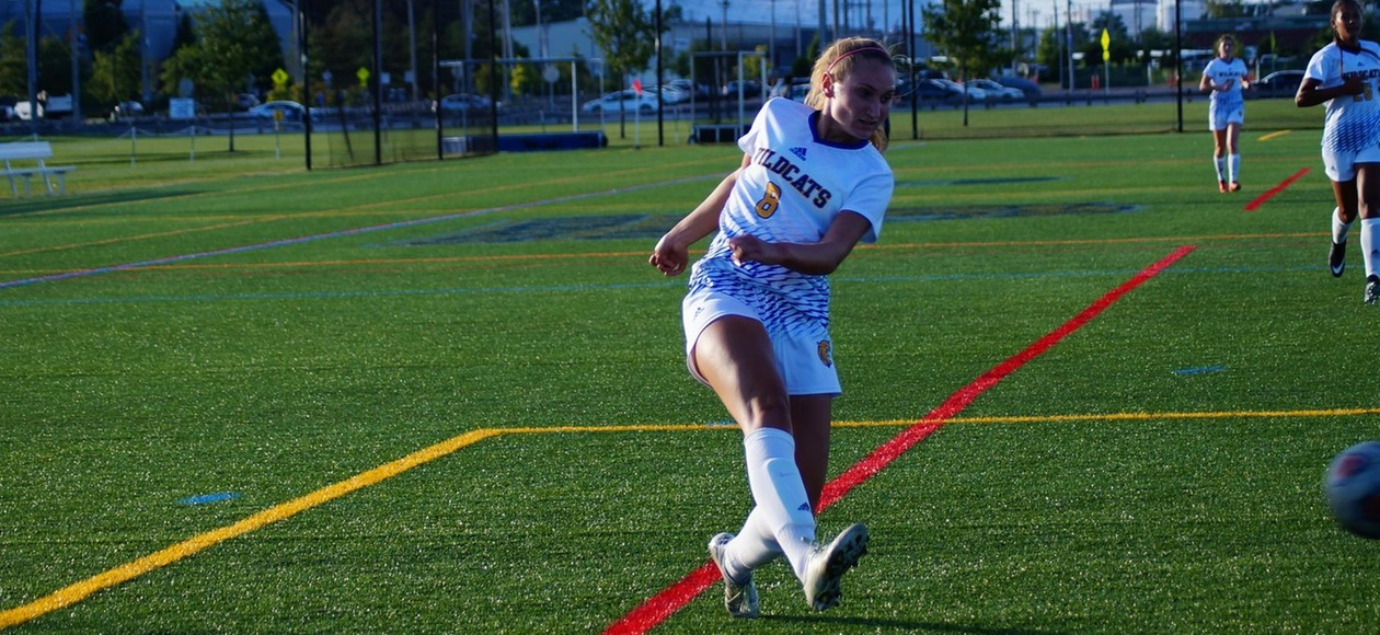 Second-Half Offense Gives Wildcats 3-1 Win Over Suffolk