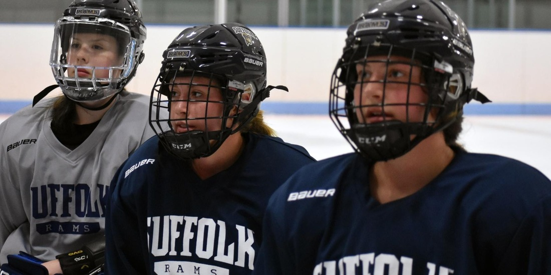 Women's Hockey Makes Program Debut with Home-and-Home Series with Nichols