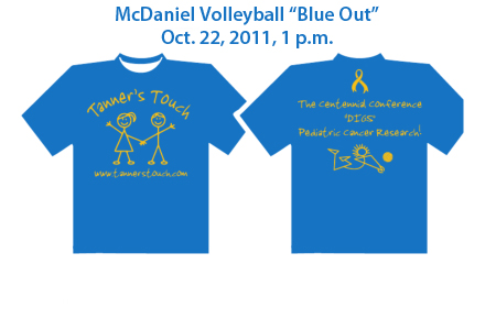 "Volleyball to host ""Blue Out"""