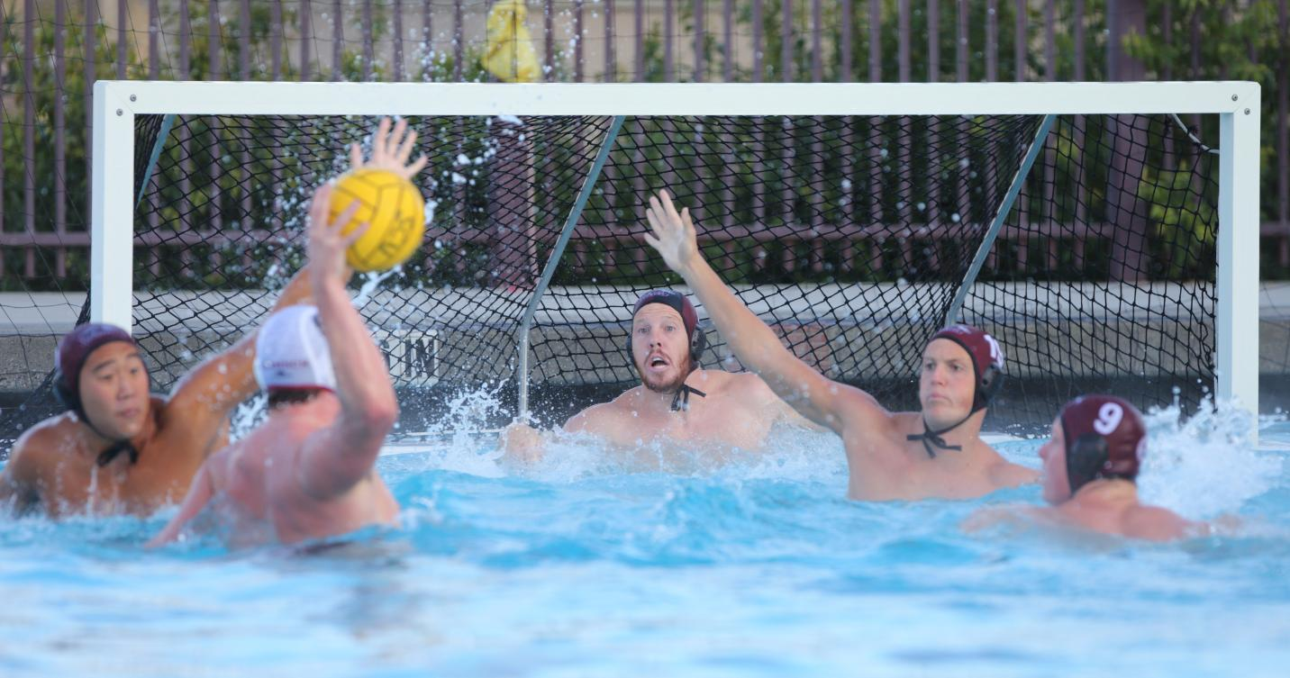 No. 14 Men's Water Polo Pick-Up Conference Win Over LMU