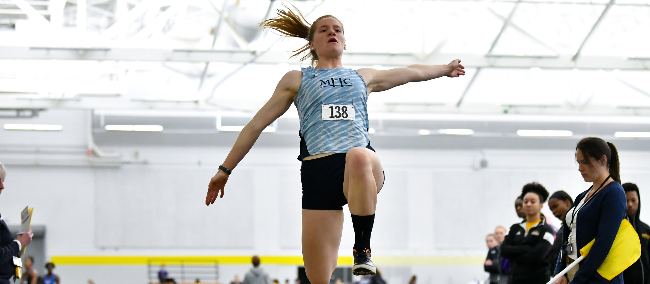 Track and Field Opens 2019-20 Season at Smith College Winter Classic