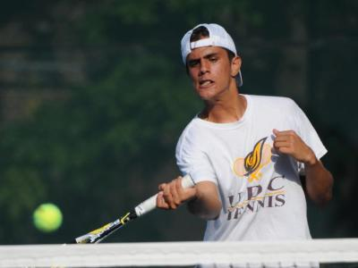 University of the District of Columbia Men's Tennis Earns First ECC Win