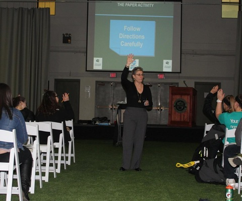 Diversity in Athletic Discussion by Dr. Nancy Kaplan highlights Sage's D3 Week Activities