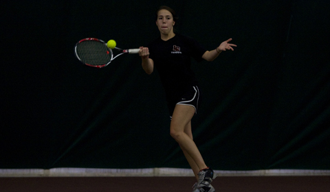 Women's Tennis Picks Up Fourth Straigh 9-0 Win; Takes Down Pacific