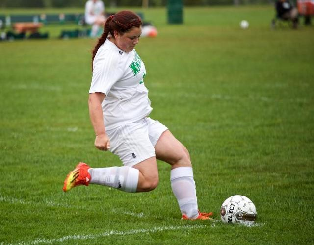 Women's Soccer fall 3-2 to Hampshire College