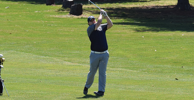 Hounds Compete in Opening Round of Glenmaura National Collegiate Invitational