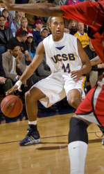 UCSB Shoots Down Utah Valley for Seventh Consecutive Win, 81-61