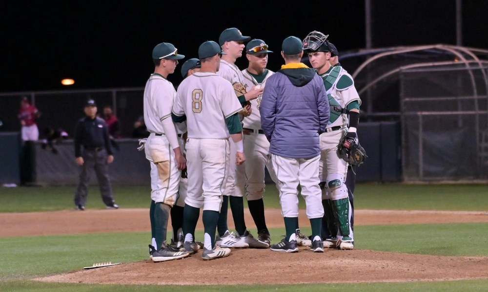 BASEBALL DROPS MIDWEEK MATCHUP, 6-2, AT NEVADA WEDNESDAY AFTERNOON
