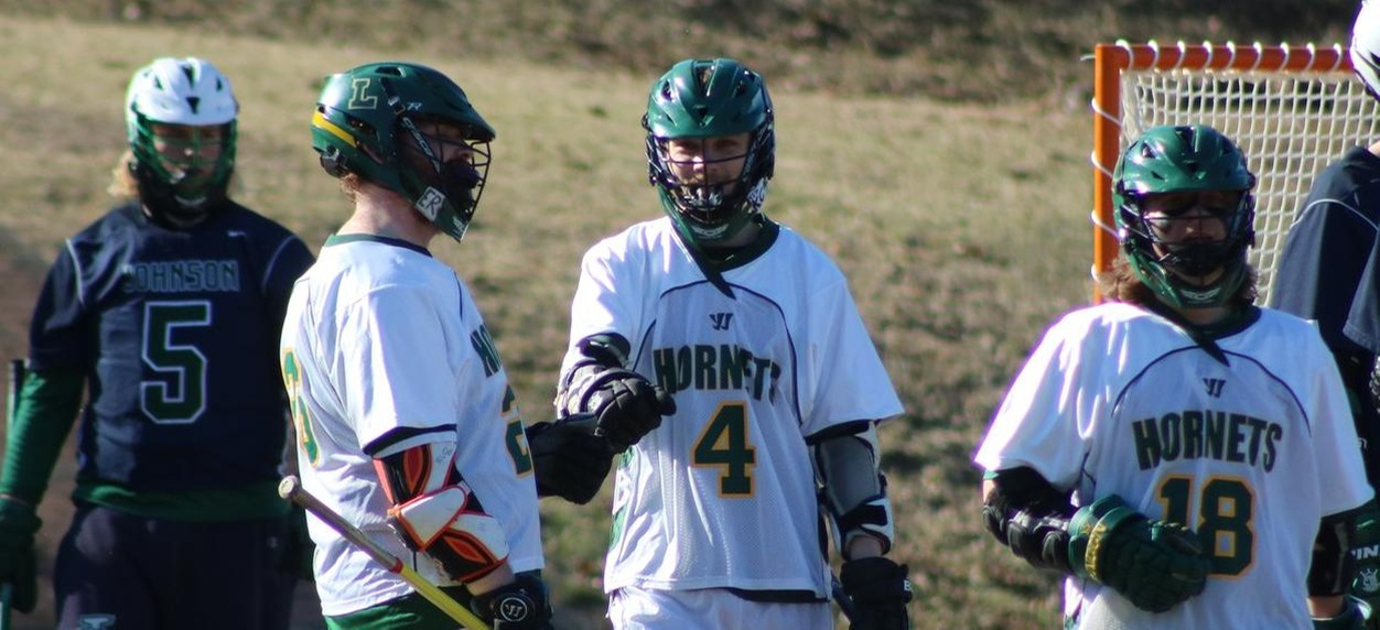 Hornet men's lacrosse advances to NAC semis with win at Maine Maritime