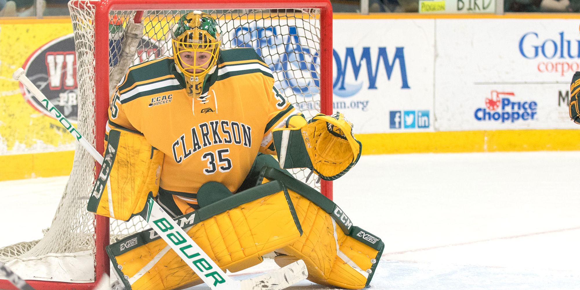 Tiley Sets Another Record in Clarkson's Win over Princeton