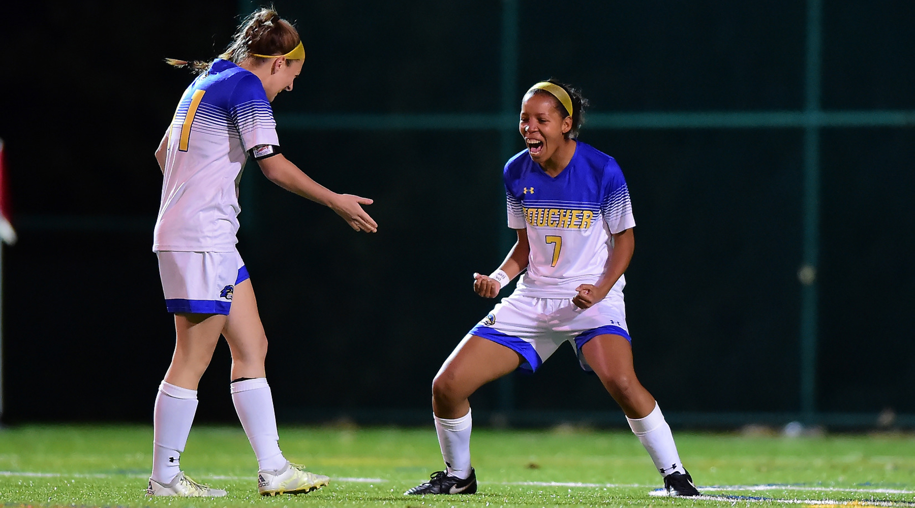 First Half Scoring Flurry Paces Women's Soccer to 5-1 win Over Notre Dame (Md.)