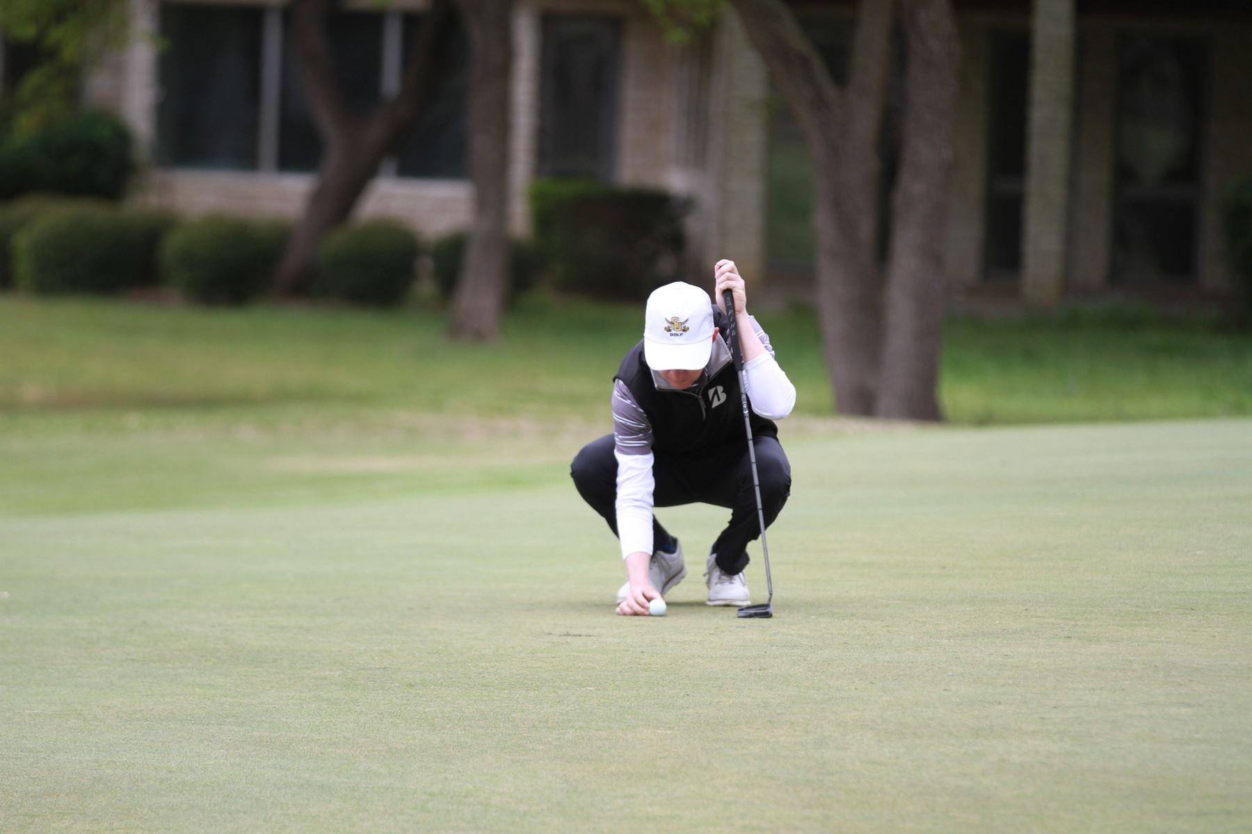 Men's Golf Finishes Second at ASC Conference Preview