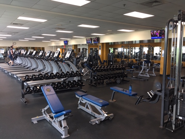 Fitness Centers Back Open To Faculty/Staff