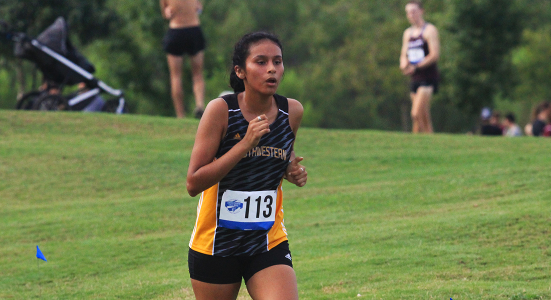 Women's Team Keeps Pace in Rhodes Invitational