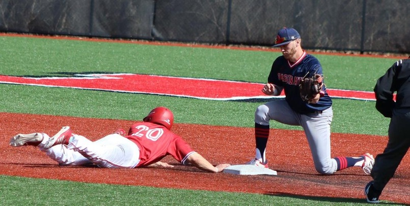 Saginaw Valley Sweeps Doubleheader Against Truman State