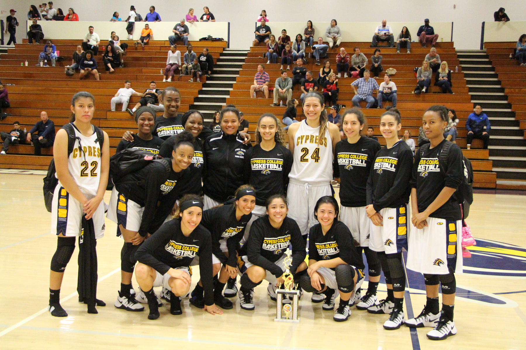 Women's Basketball Takes 3rd Place at 33rd Annual Lady Charger Classic