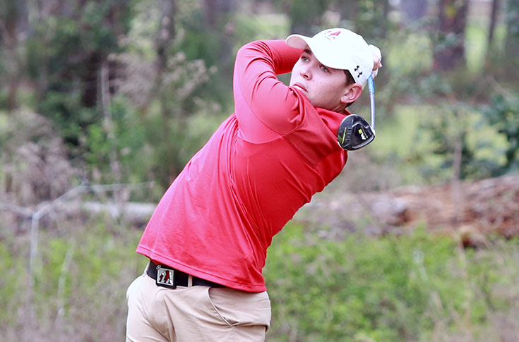 Golf: Panthers set team mark in finishing third at Rhodes College Fall Collegiate Golf Classic