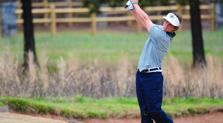 #13 Bobcat Golf 12th After Two Rounds of Bearcat Invite