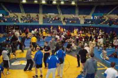 Builders Tied For Lead At NCWA Nationals After Round One
