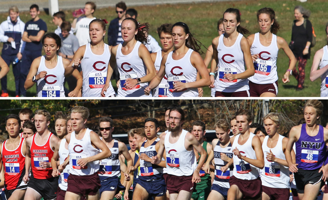 Kurtenbach Earns Title to Lead Maroon Cross Country Teams at UAA Championships