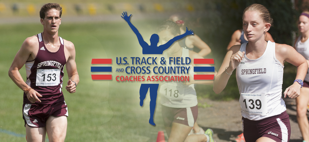 Men's and Women's Cross Country Named USTFCCCA Division III All-Academic Teams