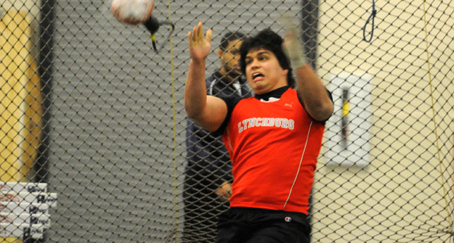 LC Indoor Track and Field Teams Near Top of Regional Rankings