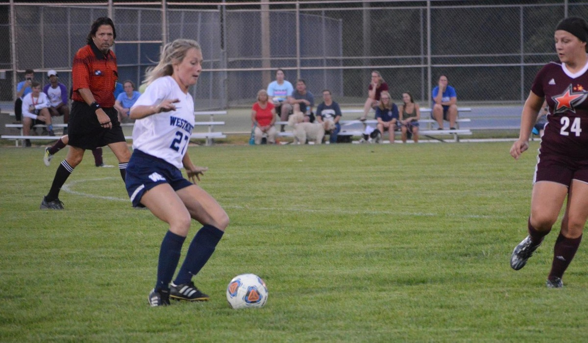 Schulte, Koonce Score Four Apiece in Stephens Shutout