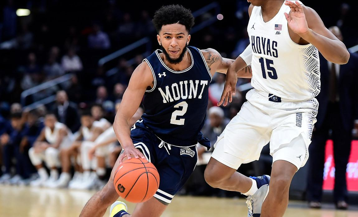Mount Men's Basketball Drops Grudge Match to UAB