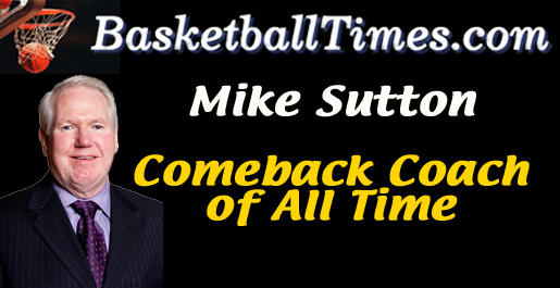 Mike Sutton: Comeback coach of all time