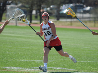 Lacrosse Magazine pegs CUA 13th in preseason national poll