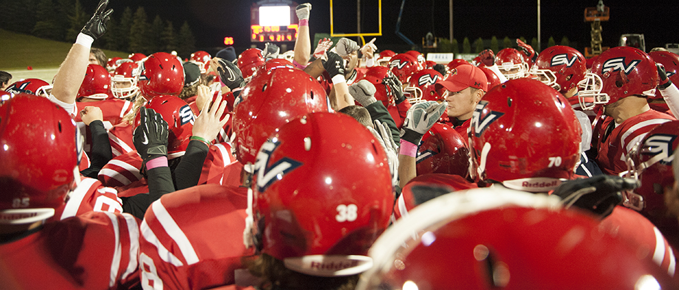 SVSU Football Signs 33 Student-Athletes To National Letters of Intent