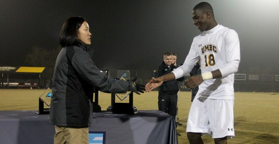 Oumar Ballo Named to Hermann Watch List; UMBC Tabbed No. 19 in NSCAA Preseason Rankings
