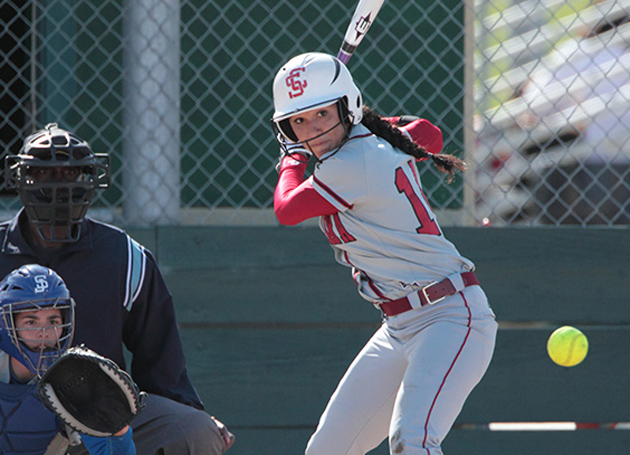 Local Games Next for SCU Softball; Broncos to Play Nine Times in Nine Days