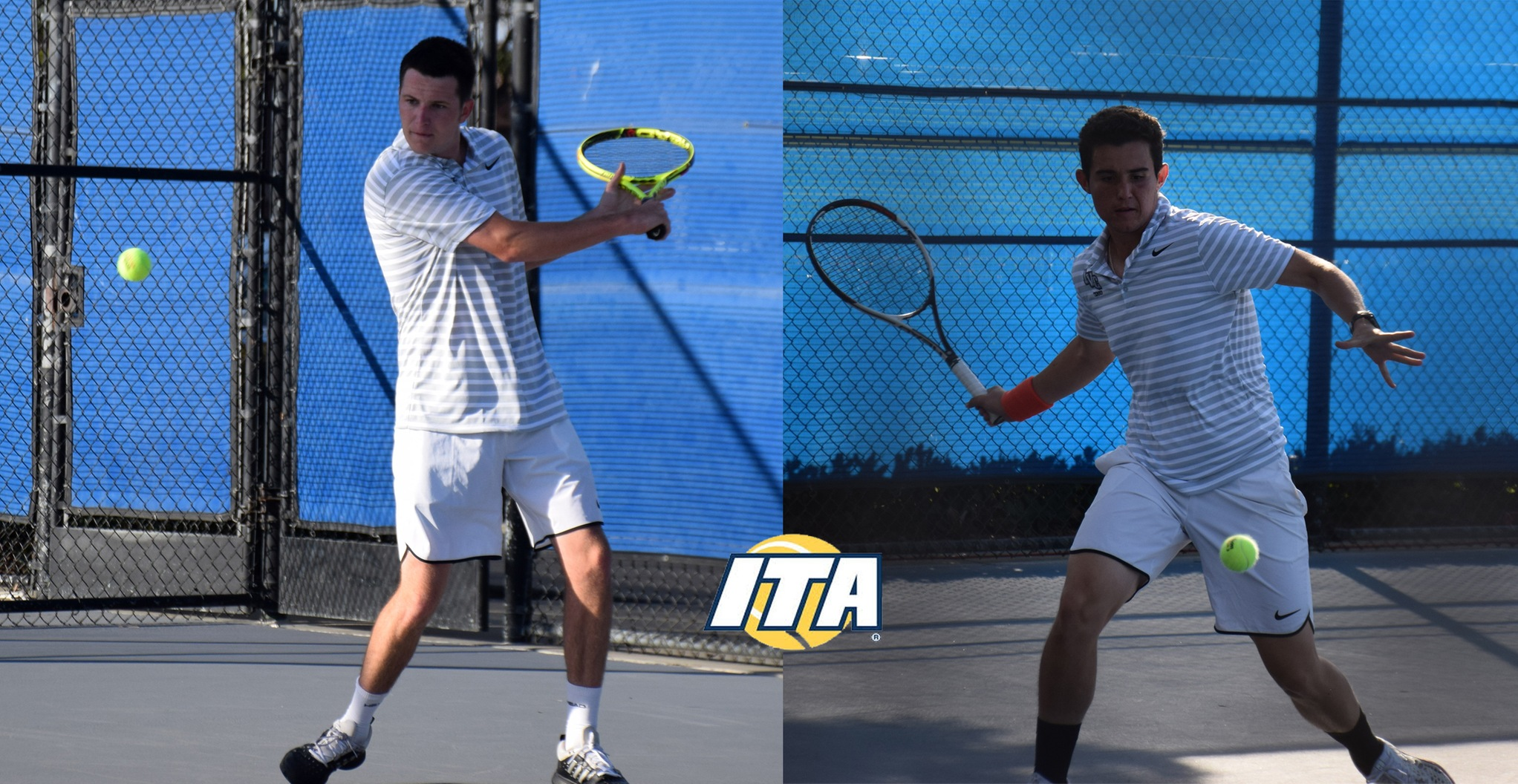 Tennis players Bott and Santos picked as ITA All-Americans