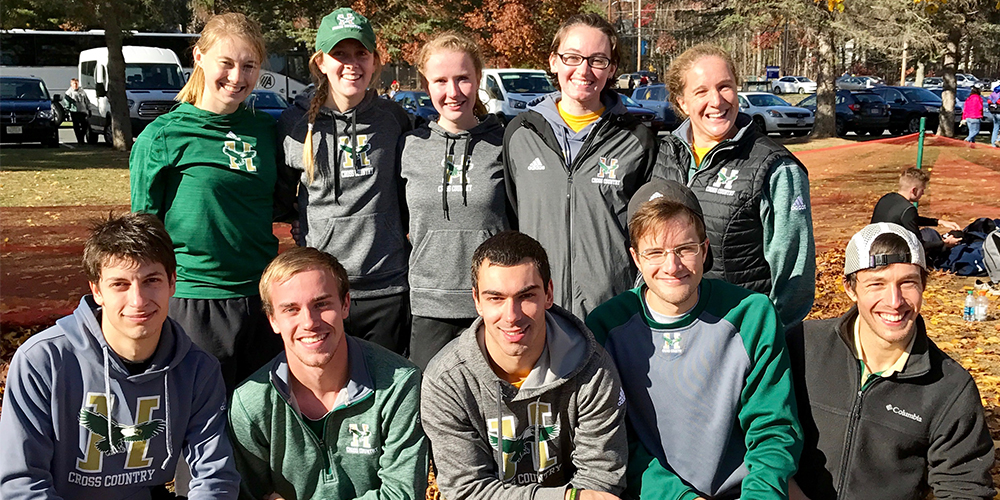 Men's and Women's Cross Country Finish Their Season at DIII Northeast Regional Championship