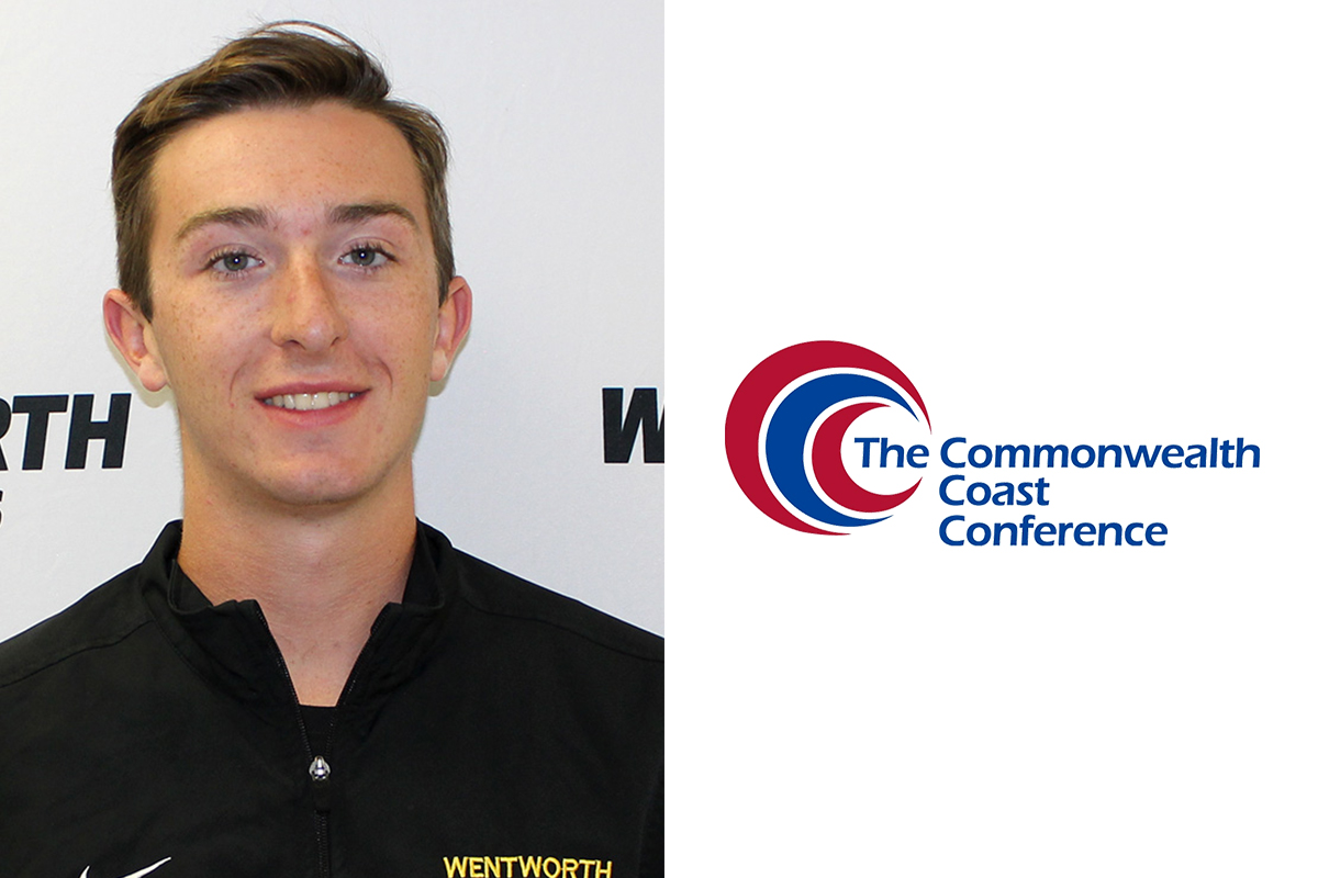 Caruso Named CCC Rookie of the Week
