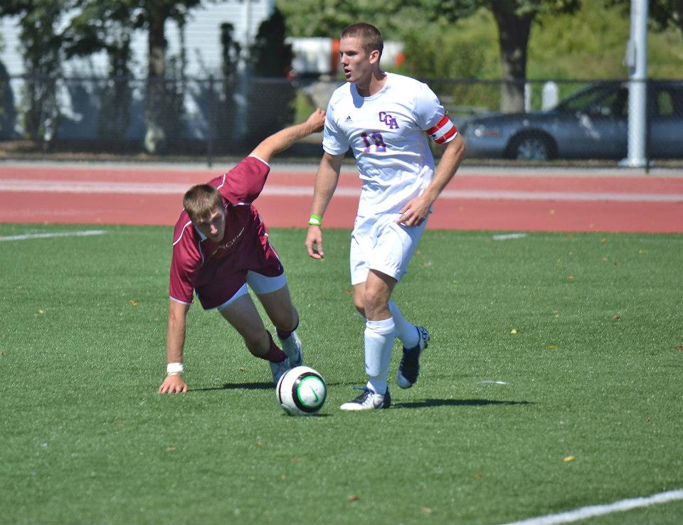 Men's Soccer Program Pays Tribute to Thomas Cameron
