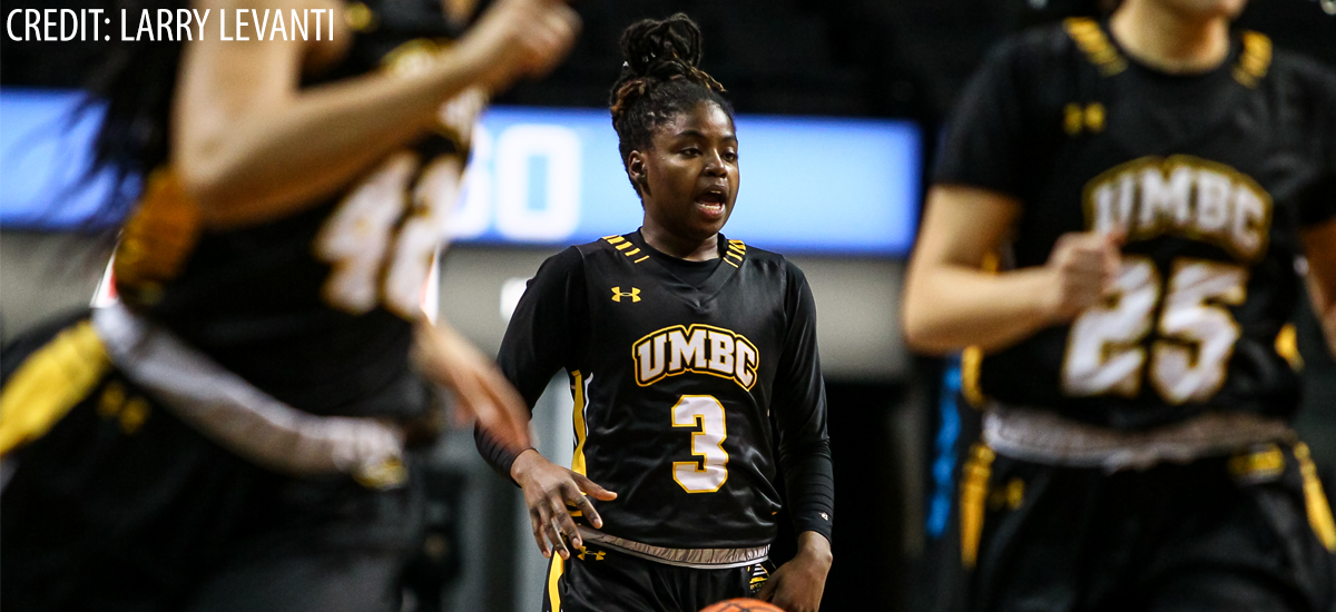 Oliver Nets a Career High 19 Points; UMBC Downs Coppin State 73-63 on Saturday