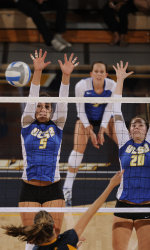 First-Place Gauchos Will Battle Second-Place Fullerton, Long Beach This Weekend