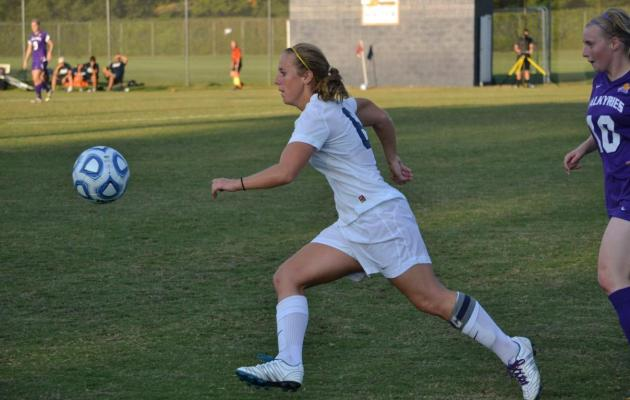 Coker Women's Soccer Season Comes to an End