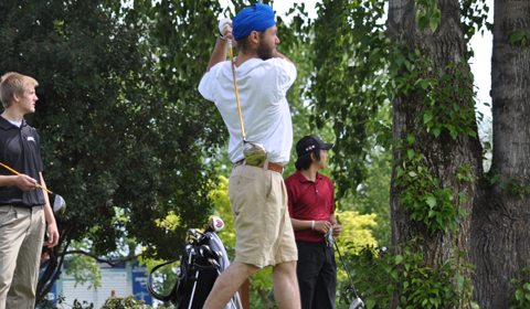 Pacific Leads After One Round of Golf at L&C Invitational