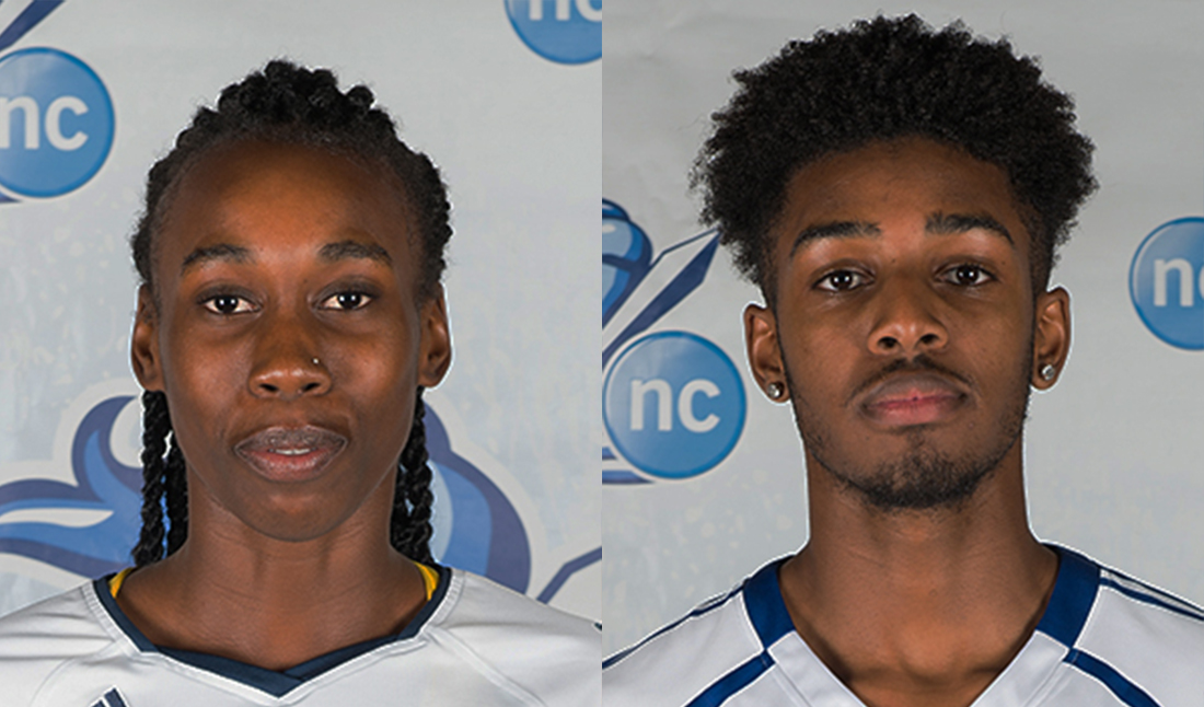 NEWS: Milne, Pinnock named Niagara College Athletes of the Week