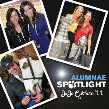 Alumnae Spotlight: JoJo Gutfarb '11