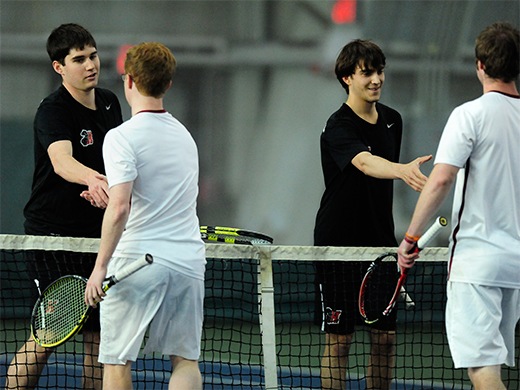 Season Review: Men's tennis advances to 3rd straight final